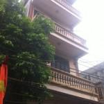Cần bán nhà ba tầng thôn Du Nội Mai Lâm diện tích 90m2 (5×18)