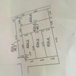 Cần bán 46,7m2 (3,8×12,3) đất Lại Đà Đông Hội đường vào 2,4m