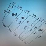 Cần bán 5 lô đất Phúc Thọ Mai Lâm diện tích từ 42m đến 54m