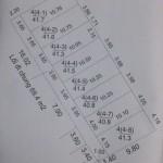 Cần bán đất thôn Phúc Thọ Mai Lâm đường vào 2,5m