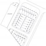 Cần bán 95m2 (5×19) đất đấu giá Mai Hiên Mai Lâm đường rộng 6m