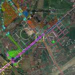 Cần bán 80m2(4×20) đất trục chính thôn Hội Phụ, Đông Hội, huyện Đông Anh đường rộng 5m